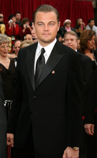 Leonardo DiCaprio, 2007 Oscars, Academy Awards
