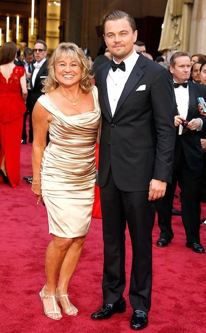 Leonardo DiCaprio, Mother, Irmelin Indenbirken, 2014 Oscars, Academy Awards