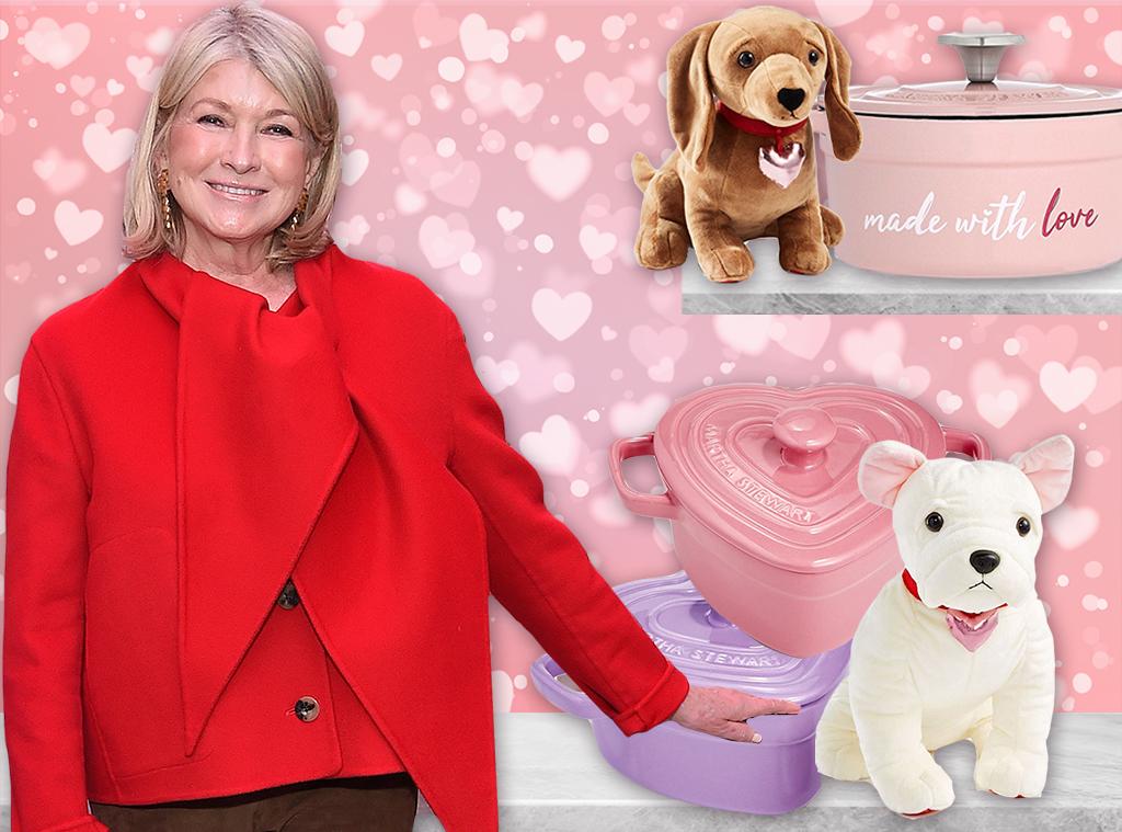 E-Comm: Martha Stewart, Valentine's Day Gift Guide