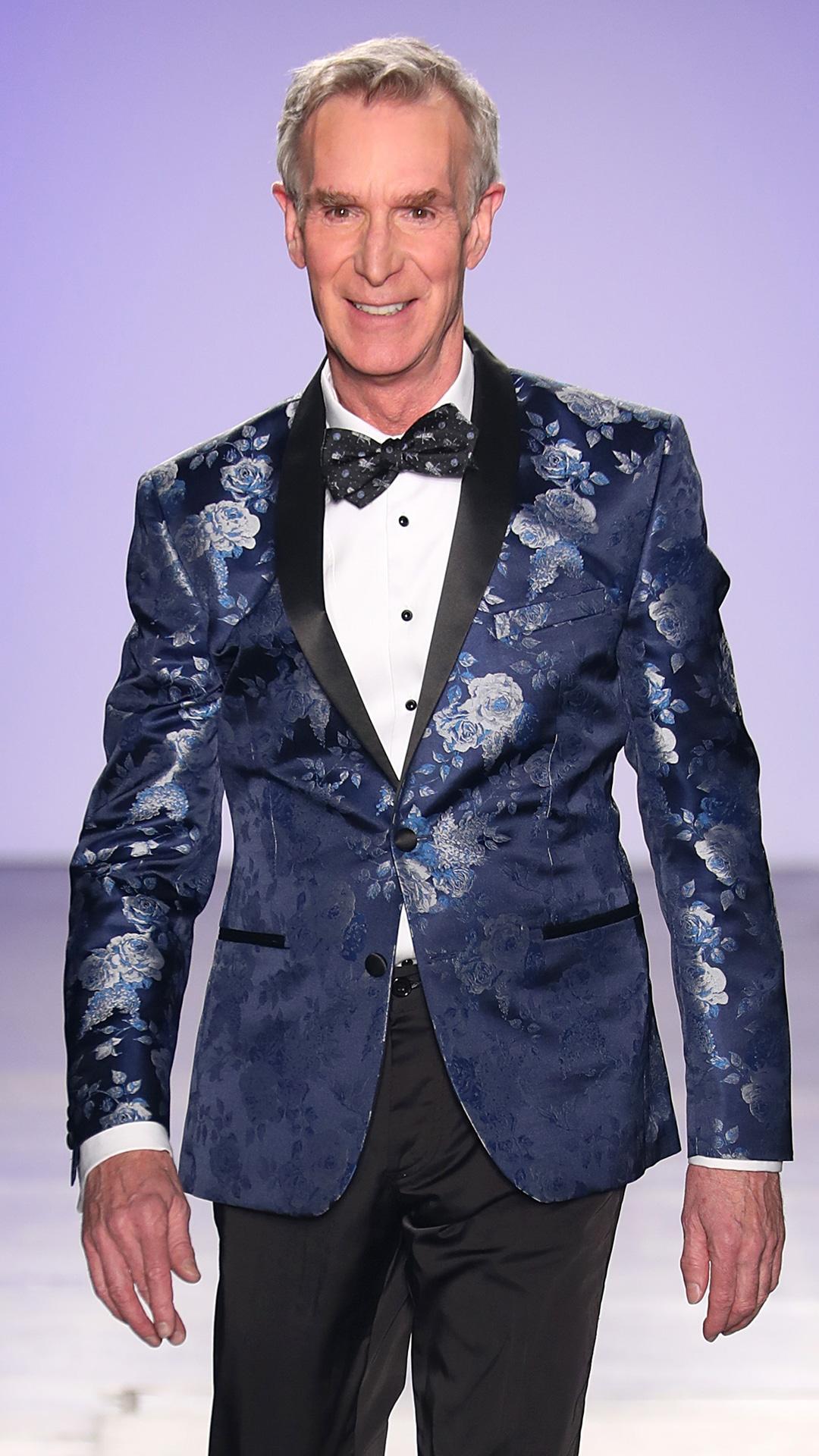 Bill Nye, New York Fashion Week