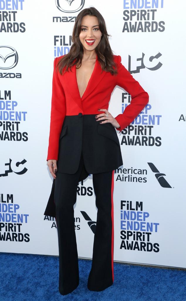 Aubrey Plaza, 2020 Film Independent Spirit Awards