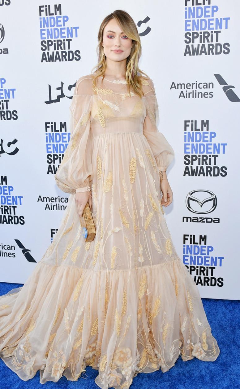 Olivia Wilde, 2020 Film Independent Spirit Awards