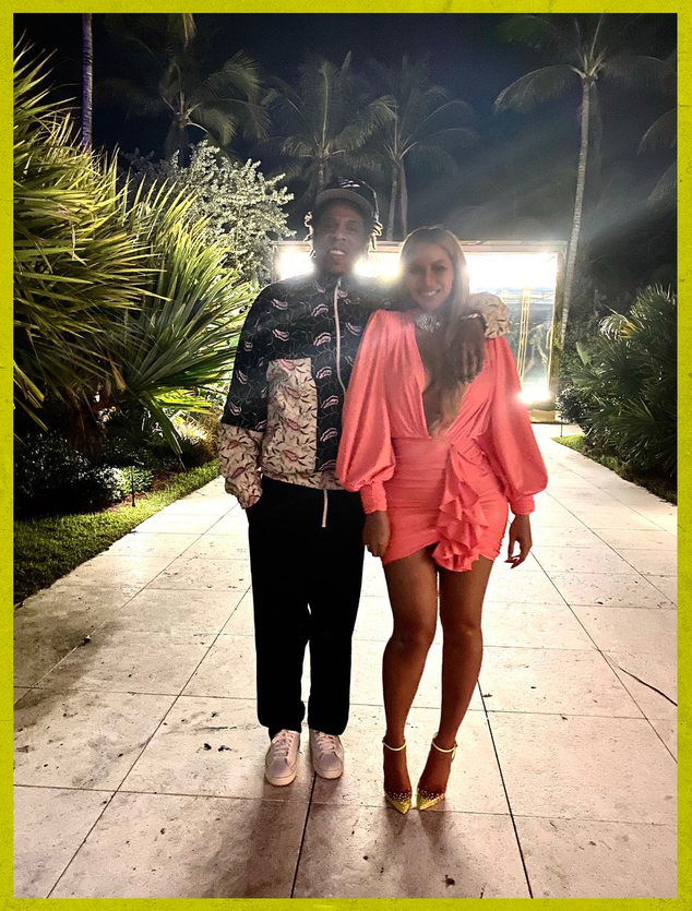 Beyonce, Jay-Z, Miami Nights