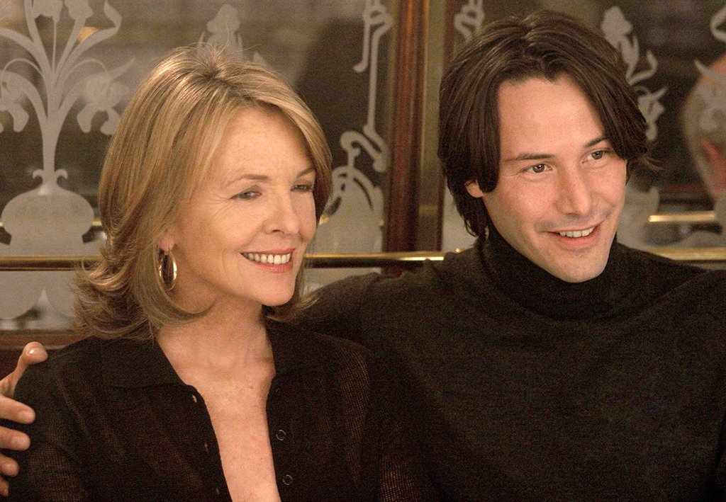 Diane Keaton, Keanu Reeves, Something's Gotta Give