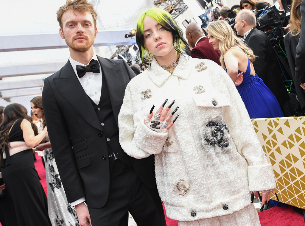 Billie Eilish, Finneas O'Connell, 2020 Oscars, Academy Awards