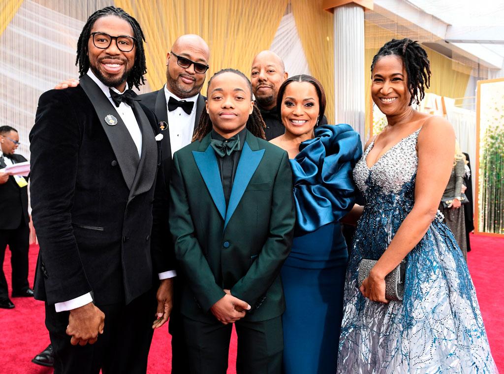Deandre Arnold, Karen Rupert, 2020 Oscars, Academy Awards