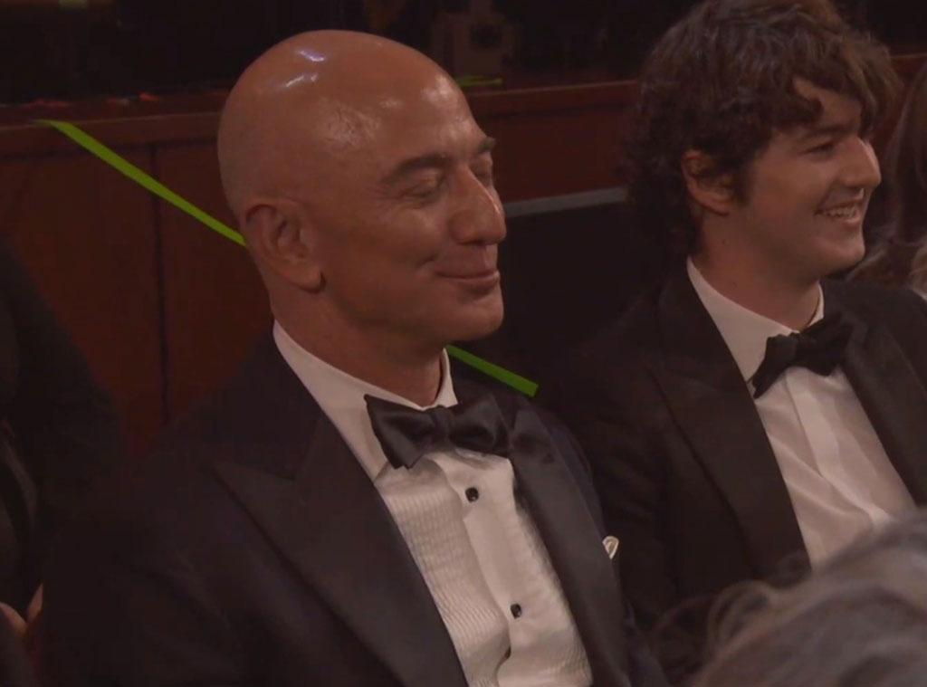 Jeff Bezos, 2020 Oscars, Academy Awards, Show