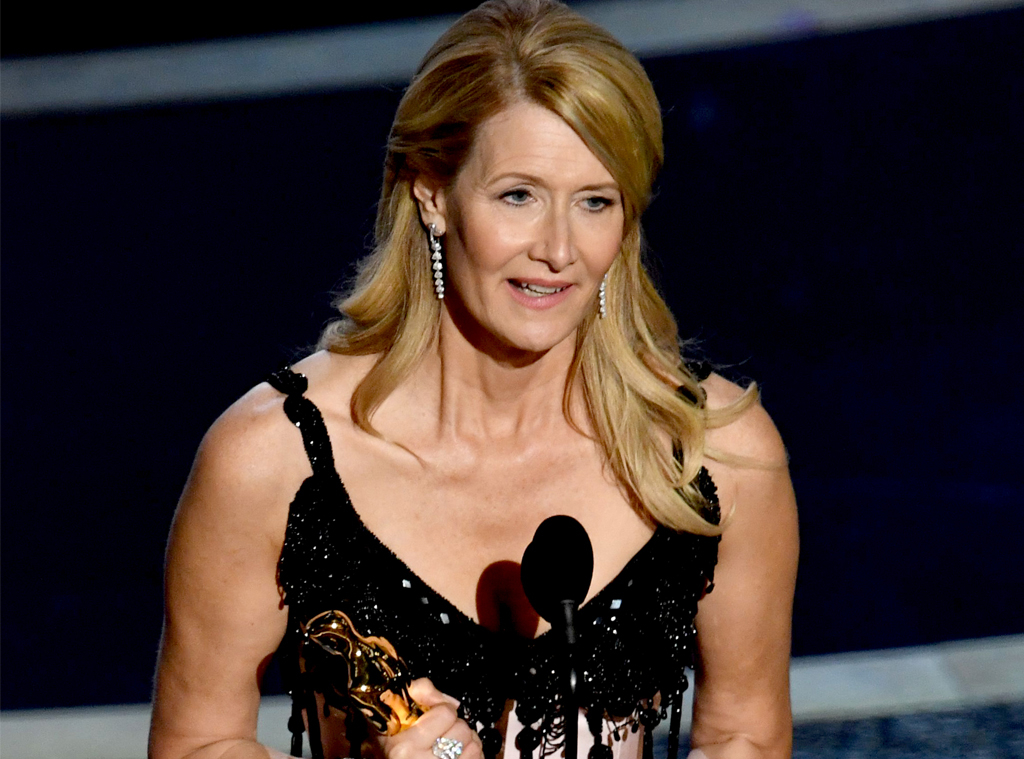 Laura Dern, 2020 Oscars, Academy Awards, Winners