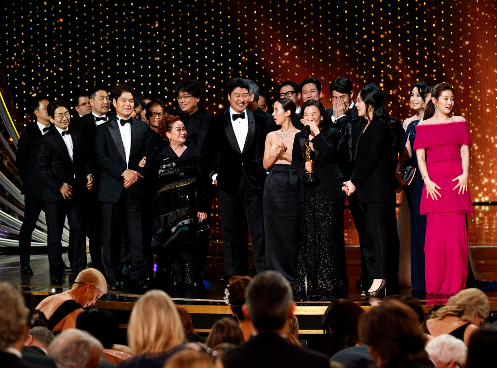Bong Joon Ho, Parasite cast, 2020 Screen Actors Guild Awards, SAG Awards, winners