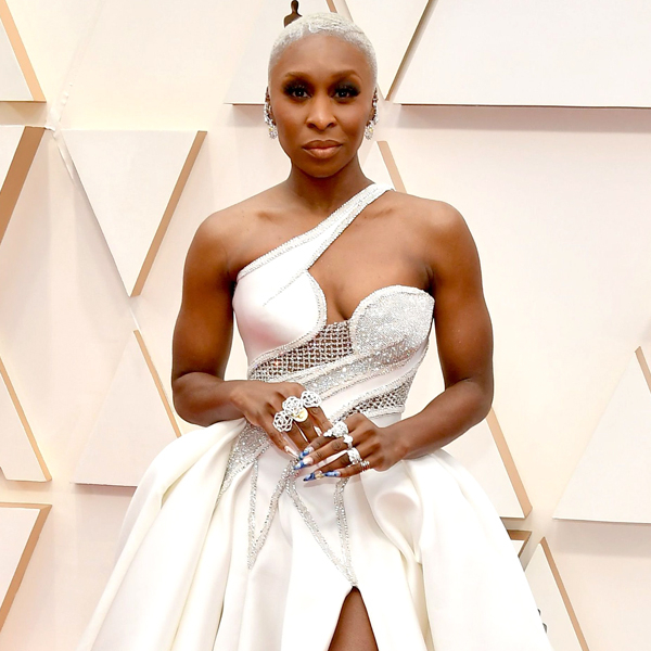 Cynthia Erivo Gets Standing Ovation for 2020 Oscars Performance