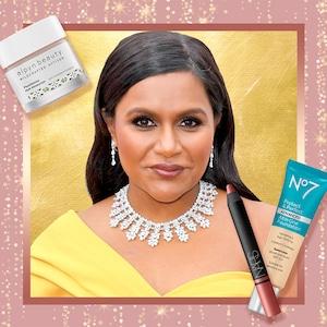 E-Comm: Mindy Kaling, Oscars Beauty Breakdown