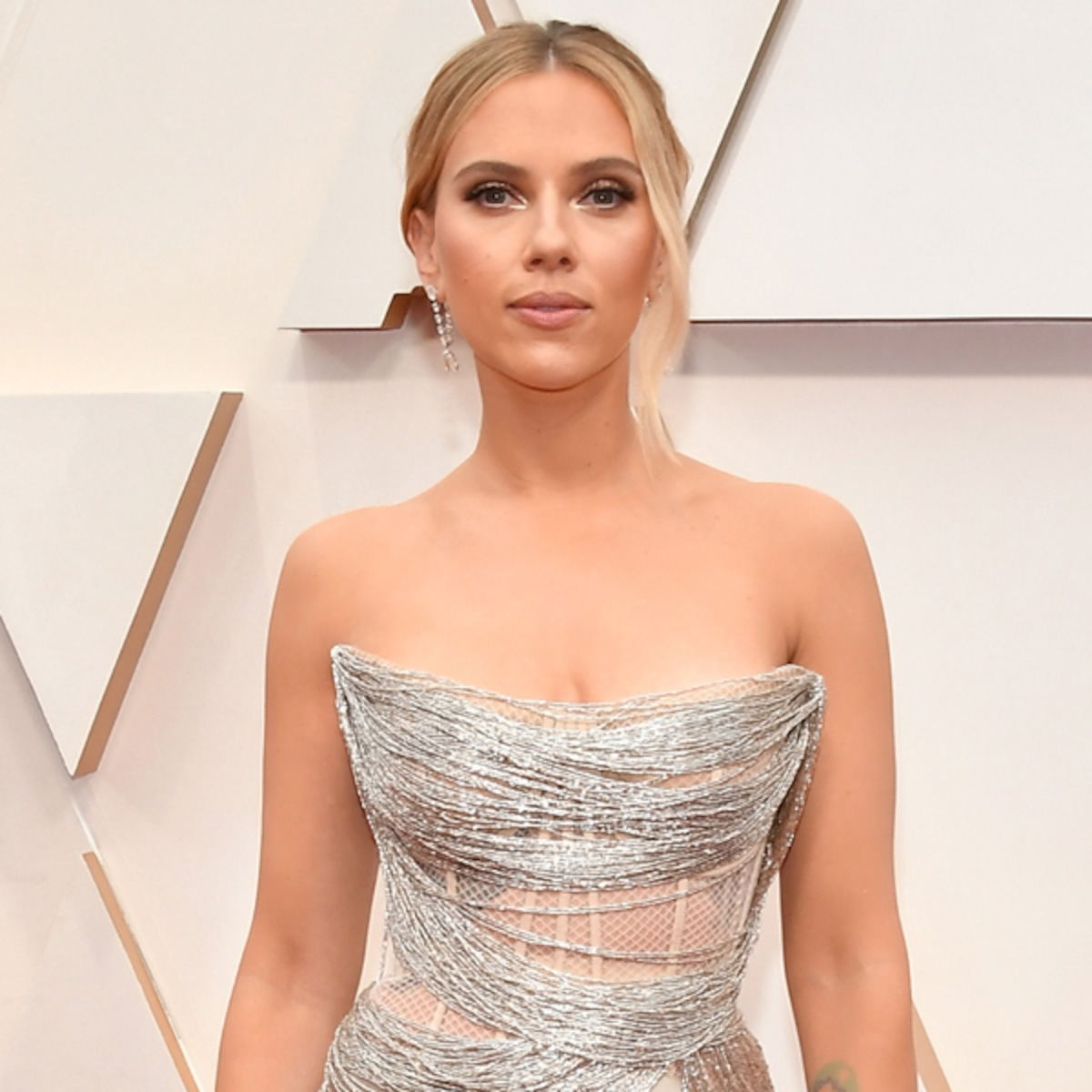 Scarlett Johansson Gets Candid On Working In A Male Dominated Industry E Online