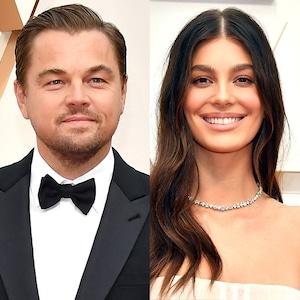 LEONARDO DI CAPRIO, CAMILA MORRONE, 2020 Oscars