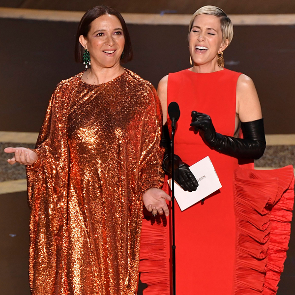 Kristen Wiig and Maya Rudolph Should Host the Oscars Next Year - E! NEWS