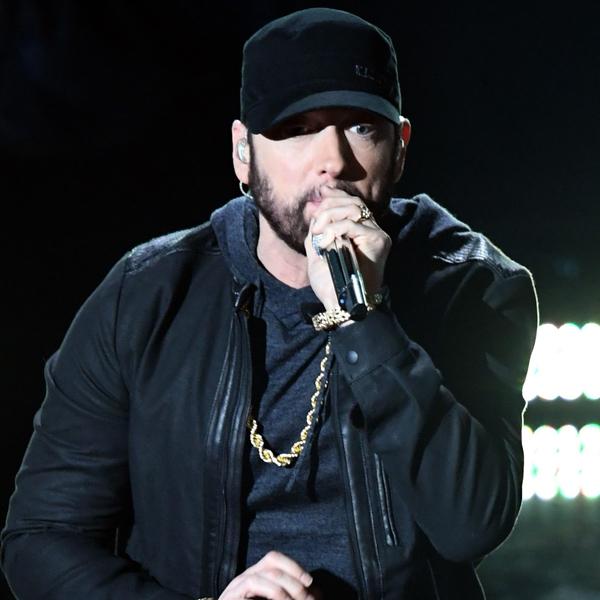Eminem Reveals How He Kept His 2020 Oscars Performance a Total Secret