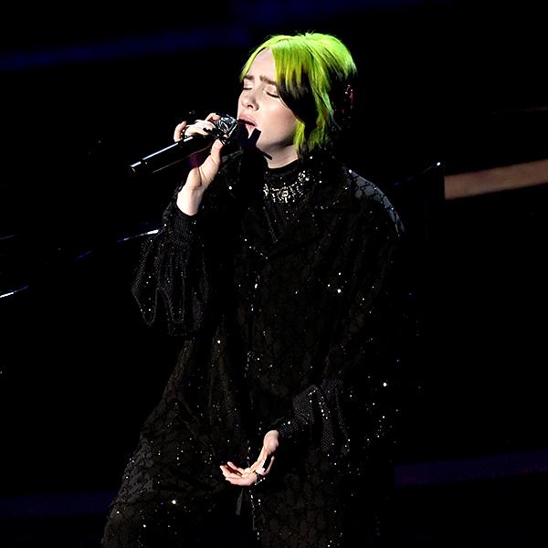 Billie Eilish Leads In Memoriam Oscars Tribute to Fallen Stars - E! NEWS