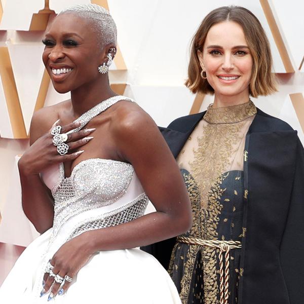 Best Accessories at Oscars 2020: Natalie Portman, Cynthia Erivo & More