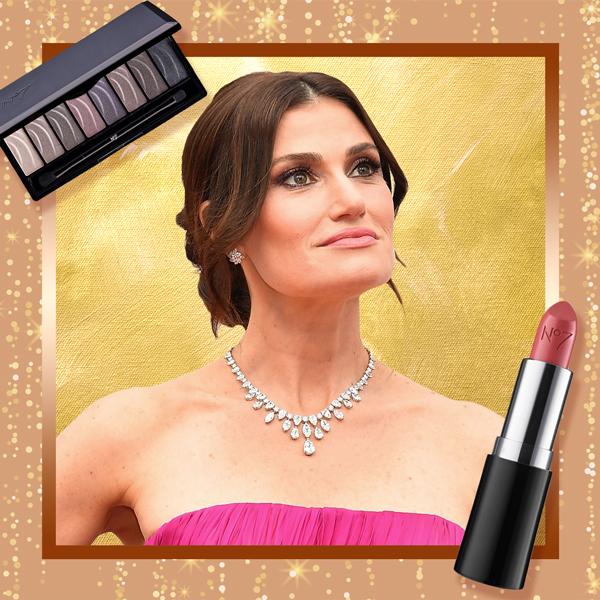 Let It Glow With Idina Menzel's Oscars 2020 Beauty Look