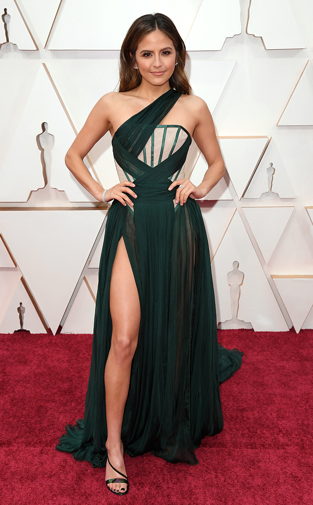 Erin Lim, 2020 Oscars, Academy Awards, Red Carpet Fashions