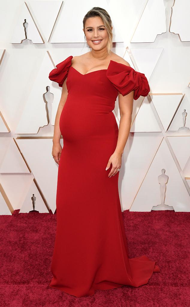 Carissa Culiner, 2020 Oscars, Academy Awards, Red Carpet Fashions