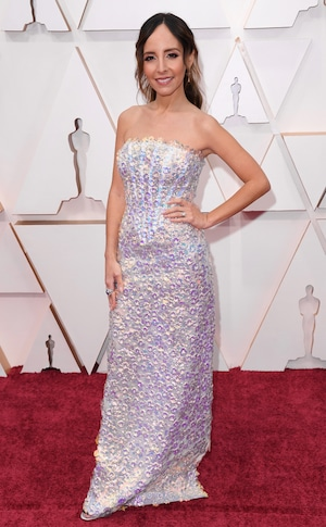 Lilliana Vazquez, 2020 Oscars, Academy Awards, Red Carpet Fashions