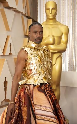 Billy Porter, 2020 Oscars, 2020 Academy Awards