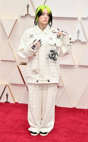 Billie Eilish, 2020 Oscars, Academy Awards