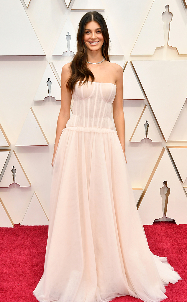 Camila Morrone, 2020 Oscars, Academy Awards, Red Carpet Fashions