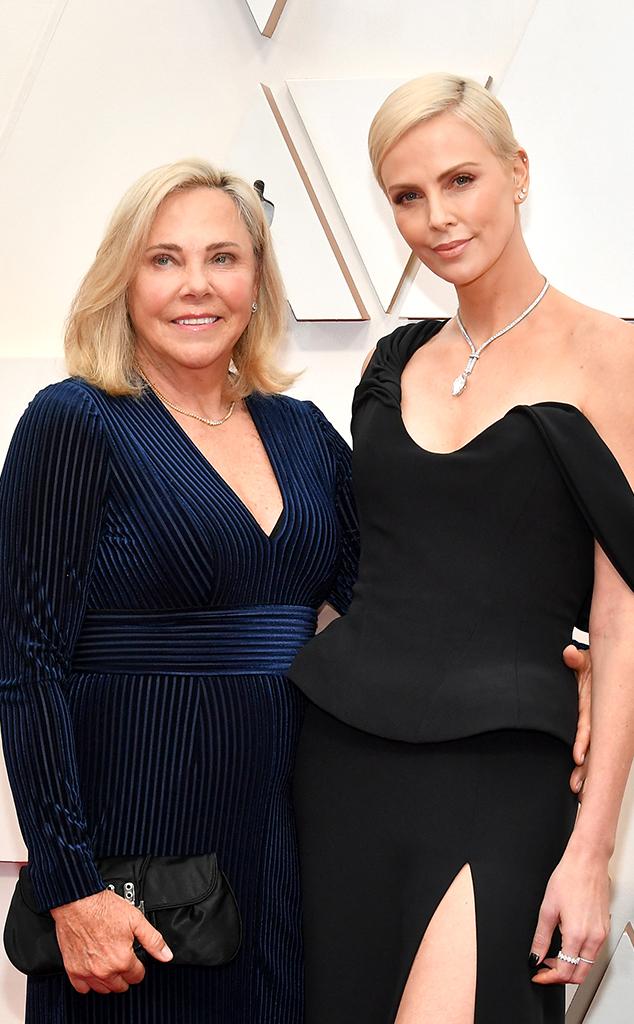 Gerda Jacoba Aletta Maritz, Charlize Theron, 2020 Oscars, Academy Awards, Family