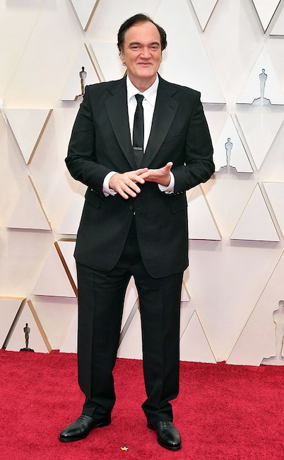 Quentin Tarantino, 2020 Oscars, Academy Awards, Red Carpet Fashions