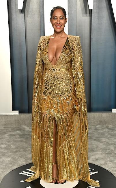 2020 Vanity Fair Oscar Party, Tracee Ellis Ross