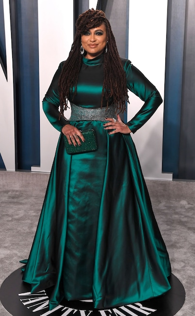 Ava DuVernay, 2020 Vanity Fair Oscar Party