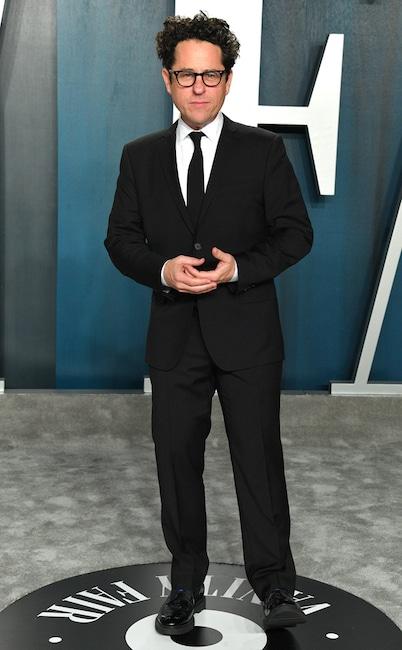 2020 Vanity Fair Oscar Party, J.J. Abrams