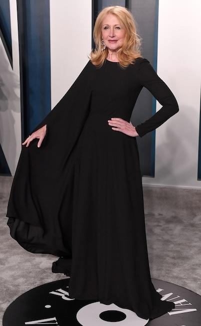 Patricia Clarkson, 2020 Vanity Fair Oscar Party