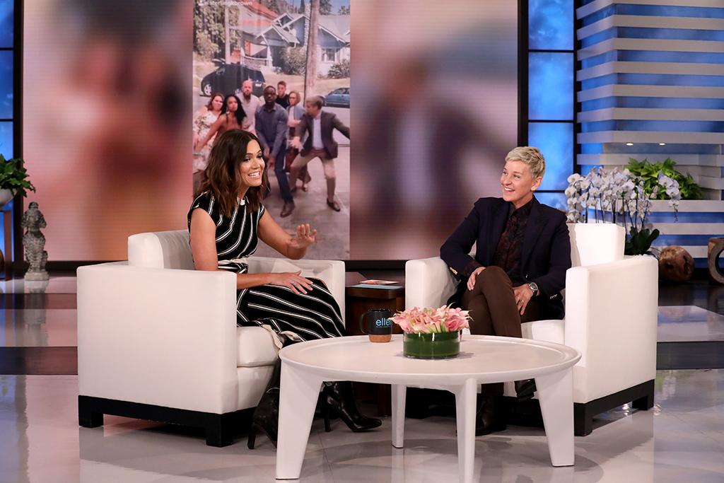 Mandy Moore, Ellen DeGeneres Show