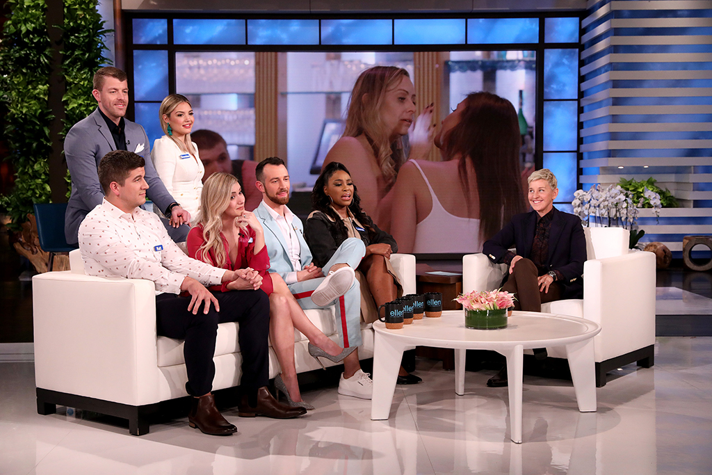 Love Is Blind, The Ellen DeGeneres Show