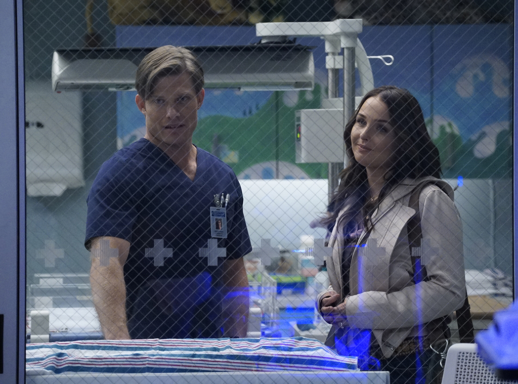 Grey's Anatomy, Chris Carmack, Camilla Luddington