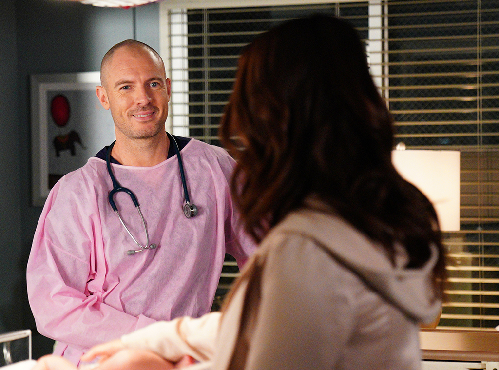 Grey's Anatomy, Richard Flood