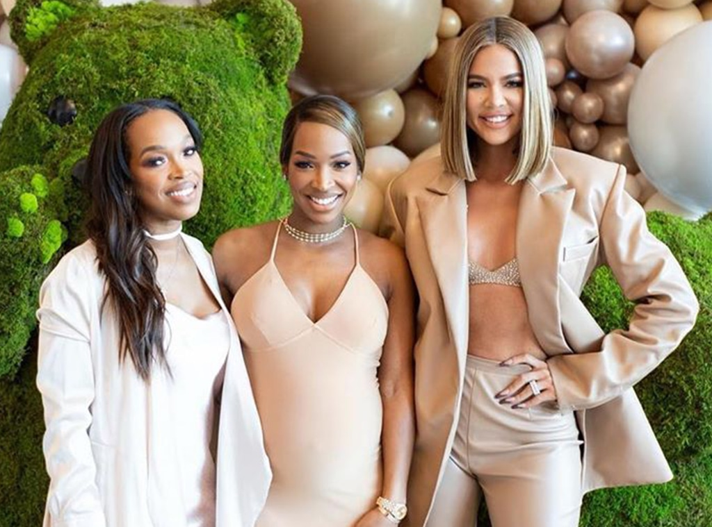 Khloe Kardashian, Khadijah, Malika Haqq