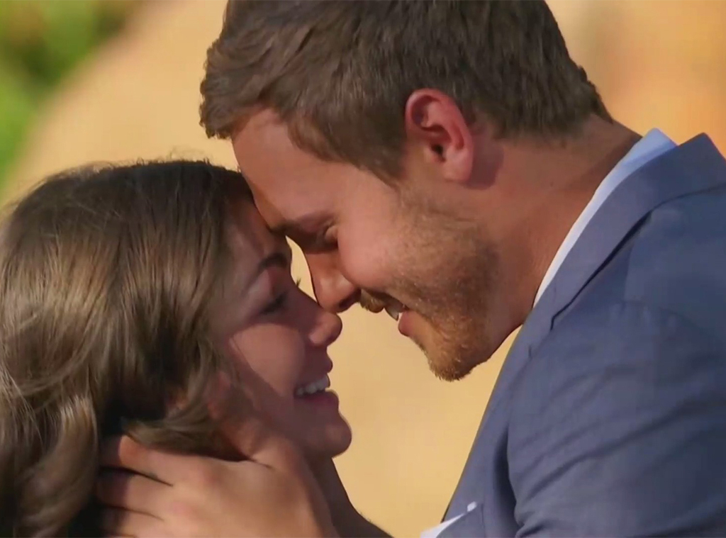 The Bachelor, Season Finale, Peter Weber, Hannah Ann