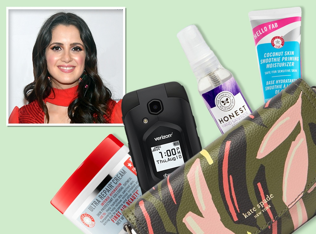 EComm: Laura Marano, Beauty Bag, What's In Her Bag