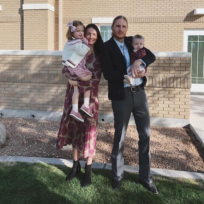 Tyson Apostol et Rachel Foulger, couples de survivants