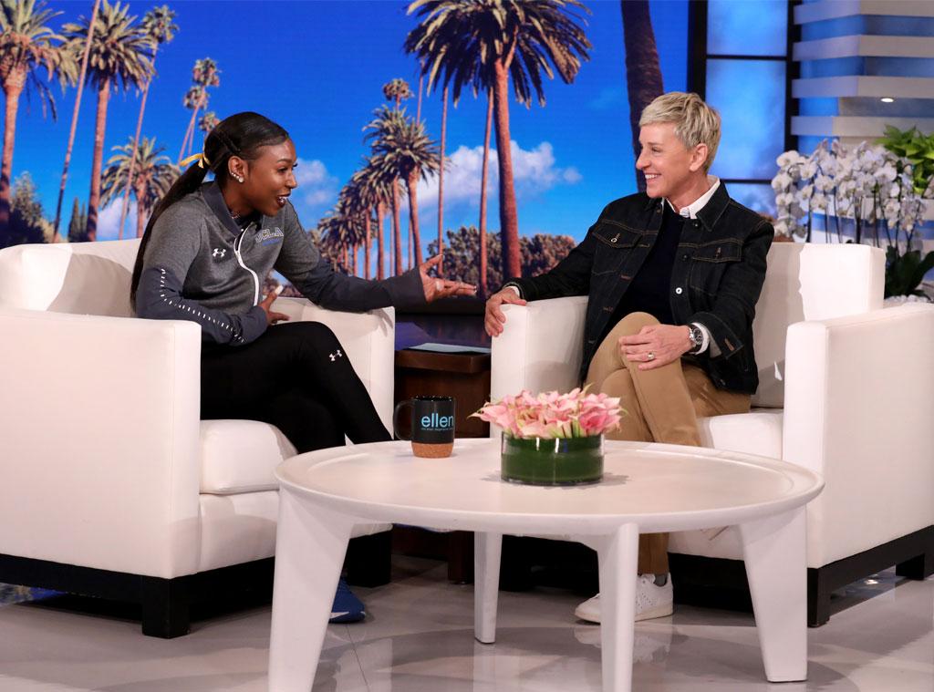 Nia Dennis, Ellen DeGeneres Show