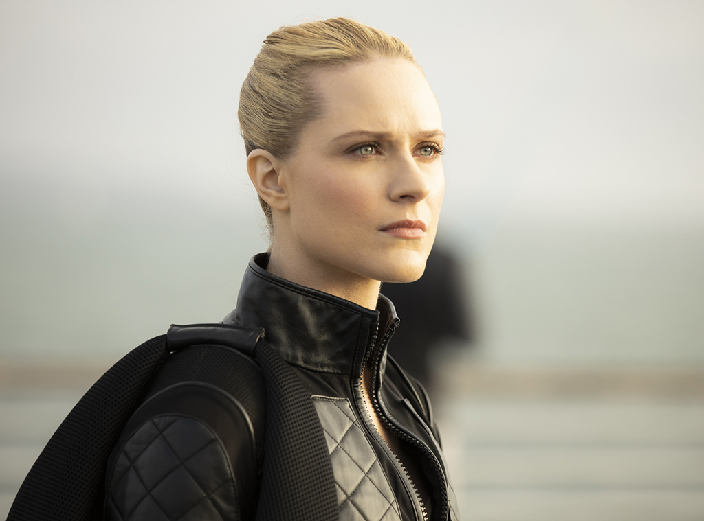 Evan Rachel Wood, Westworld Season 3