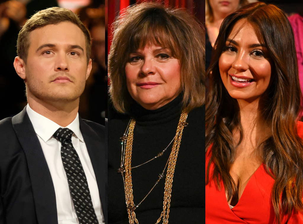 Peter Weber, Barb Weber, Kelley, The Bachelor Finale