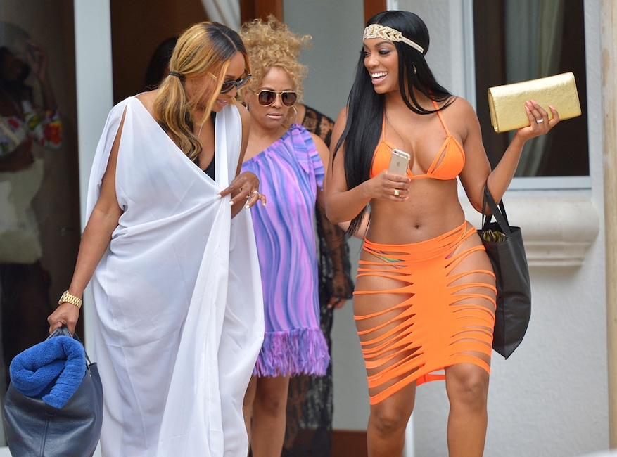 Real Housewives Trips, Atlanta trip to Miami