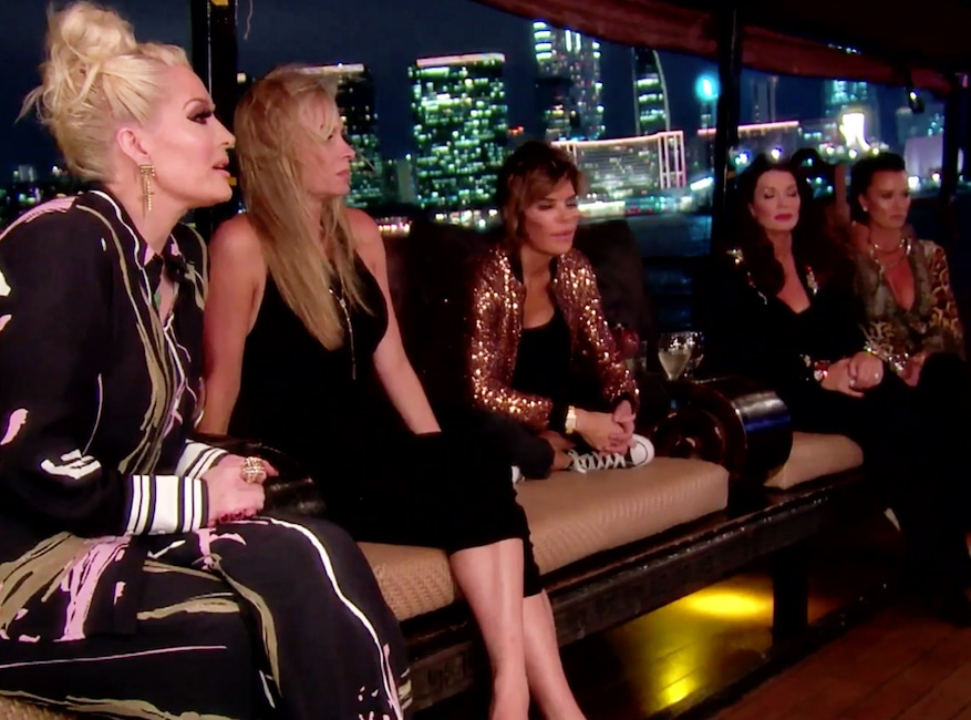 Real Housewives Trips, Beverly Hills, trip to Hong Kong
