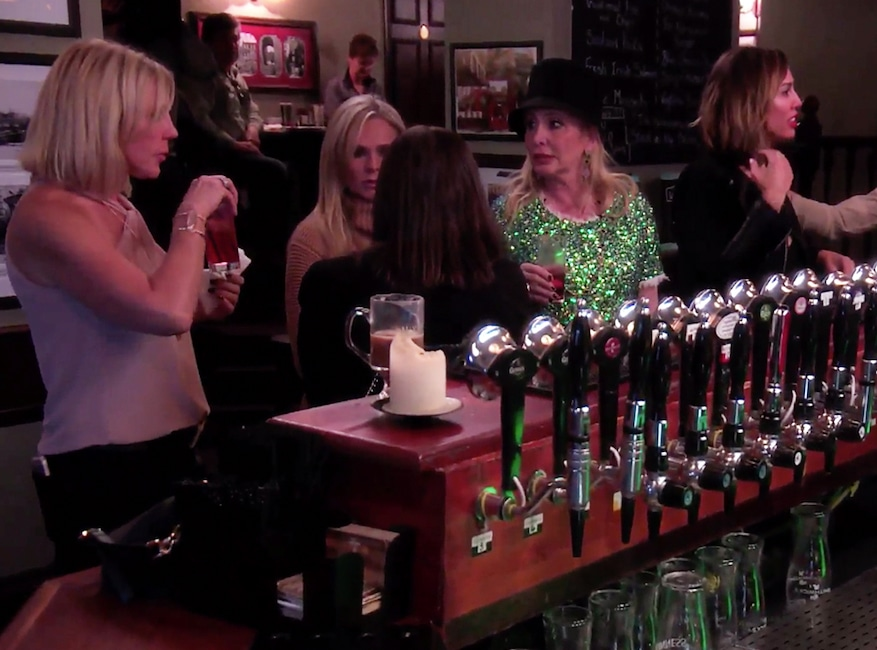 Real Housewives Trips, Orange County, trip to Ireland