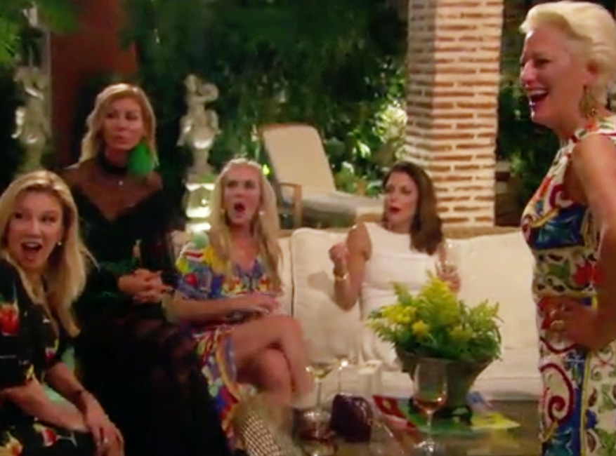 Real Housewives Trips, New York, trip to Colombia