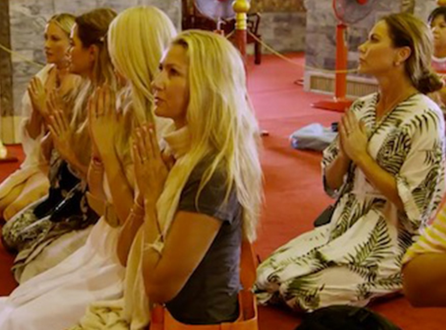 Real Housewives Trips, Dallas, trip to Thailand